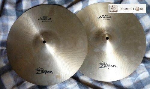 Ziljian A Rock Hi Hat 14