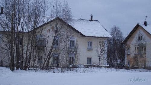 Фото города Инта №2765  Коммунистическая 2 и 3 31.01.2013_13:18