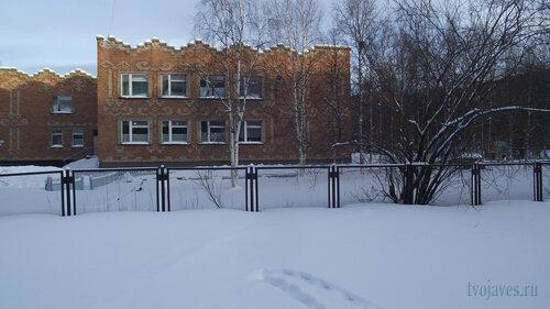 Фотография Инты №2983  Западная сторона Воркутинской 4 д/с