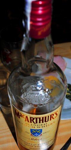 дедушка макартурс виски