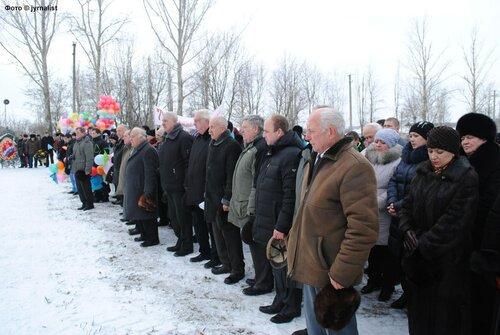 старт эстафеты слава освободителям украины и торжества по случаю70летия освобождения первой пяди украинской земли