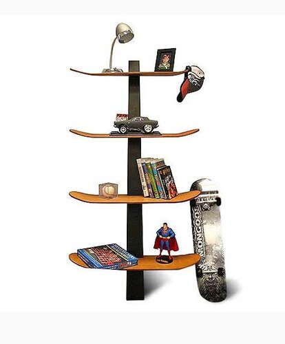 Мебель из скейтбордов6
