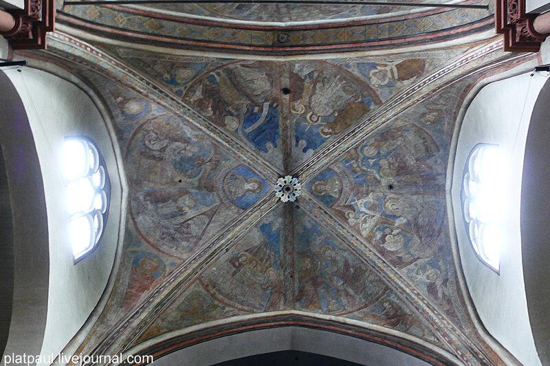 церковь св.Марии в Люскирхен