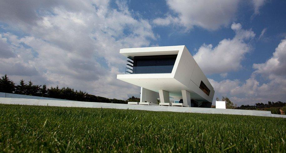 Настоящая роскошь выглядит именно так - особняк H3 в Греции