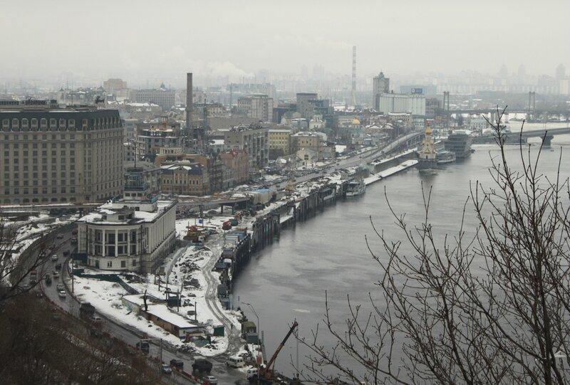 Киевский Речной вокзал