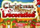 Укрась рождественский домик игра и винкс конкурс
