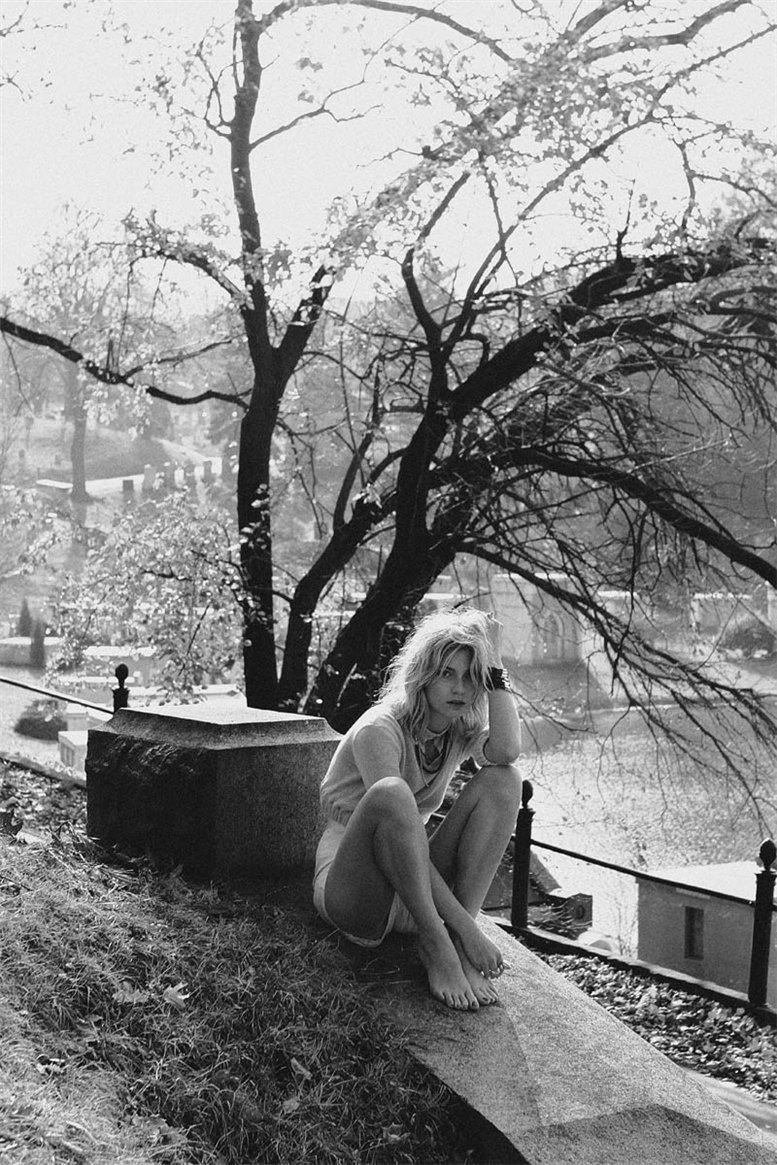 модель Фара Холт / Farah Holt, фотограф Antia Pagant