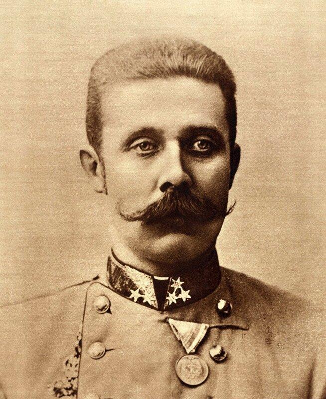 Франц Фердинанд - эрцгерцог