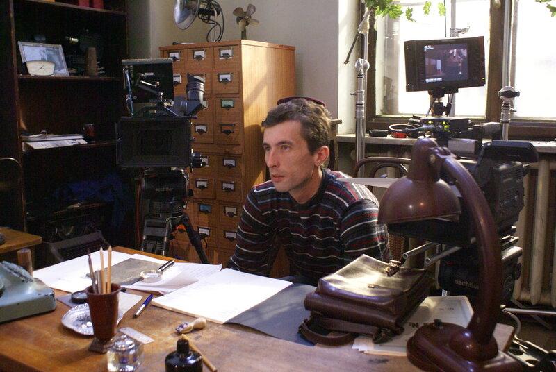 Однажды в институте Африки (Декабрь 2009 г.)