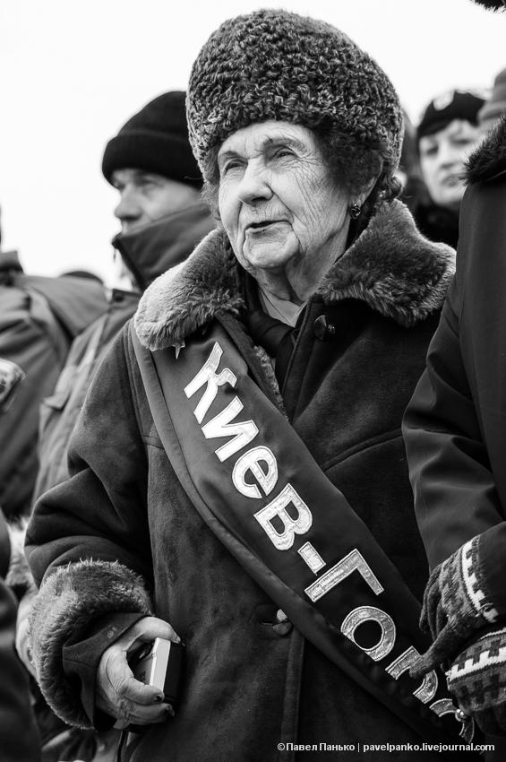 #Сталинград70 Волгоград Сталинград парад Киев ветеран Панько
