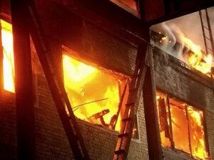 За сутки в Приморском крае произошло 22 пожара