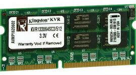 Установка модуля памяти SO-DIMM