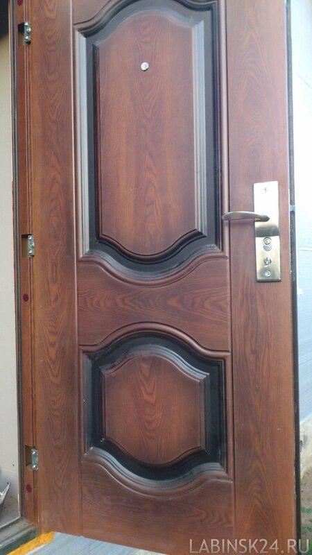 Двери Kaiser - китайская дверь плохого качества