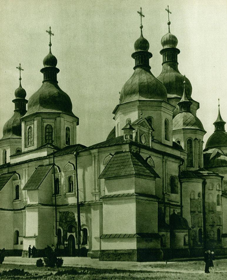 «Софія» - визначний пам'ятник культури Русі