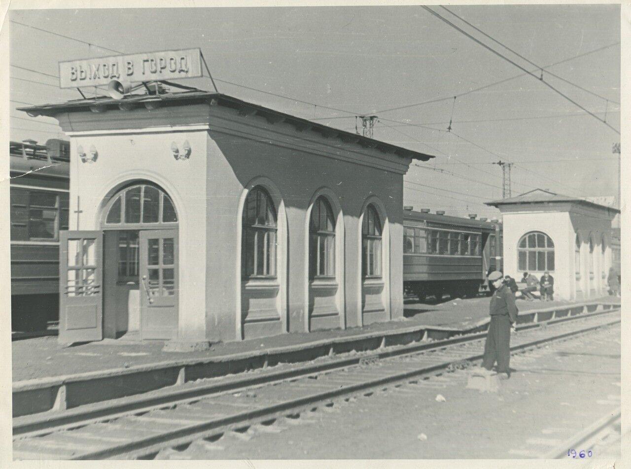 Омск 1960 Выход в город.