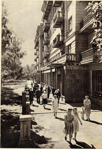 проспект Молотова