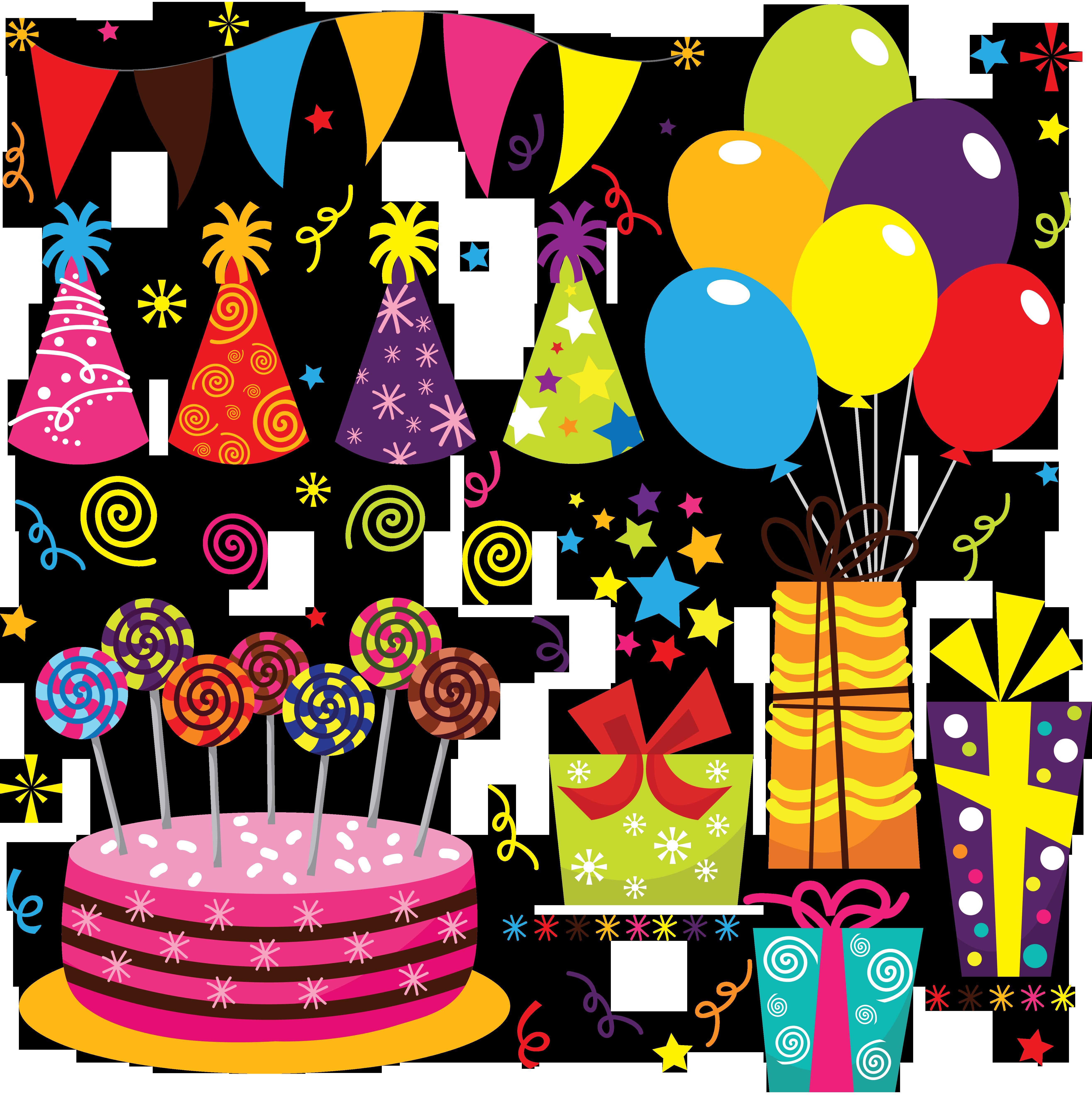 рисунки для украшения открытки на день рождения остальные кадры