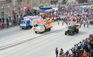 праздник,Нижний Тагил,день Победы,9,Великая отечественная война