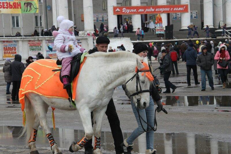 масленица, Дзержинск