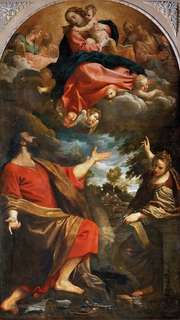 Annibale_Carracci_-_The_Virgin_Appears_to_Sts_Luke_and_Catherine_-_WGA4431 1592.jpg