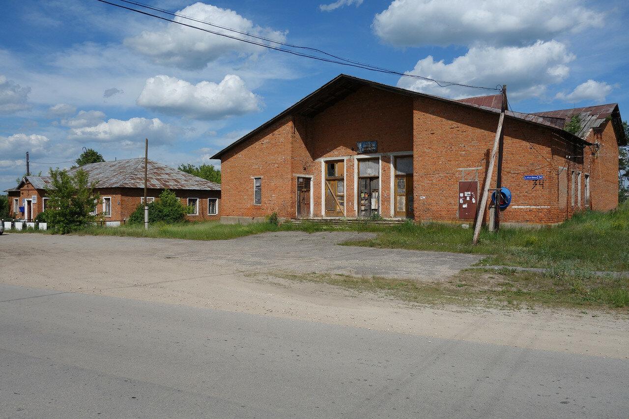 ДК в селе Кулешово