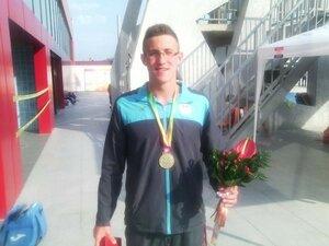 Молдавские пловцы завоевали 5 медалей в Тбилиси