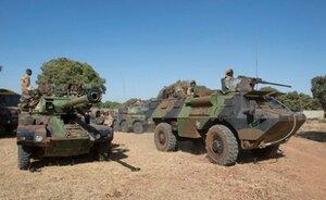 В марте начнётся вывод французских войск из Мали