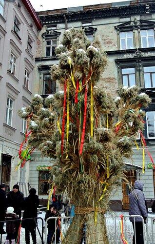Рождественский Дидух во Львове