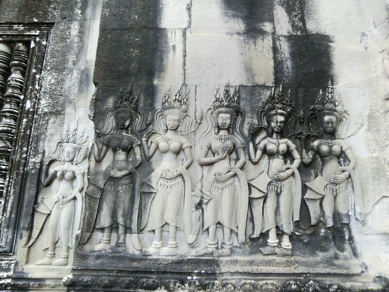 Камбоджа. Ангкор. Ангкор Ват