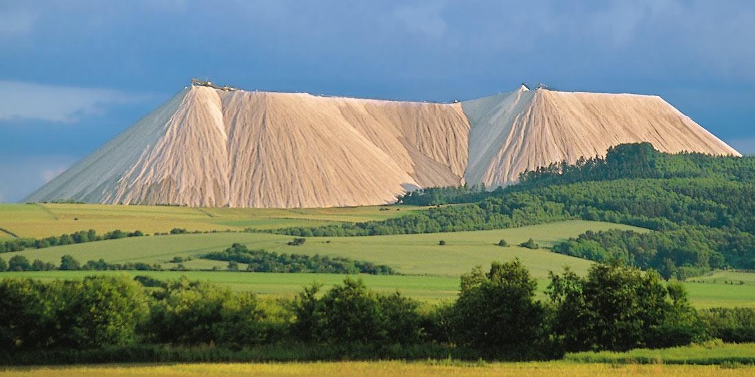 соляные горы фото