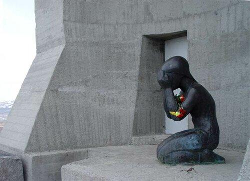 Памятник детям - жертвам ГУЛАГА