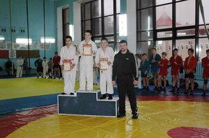 Открытое первенство СДЮСШОР по борьбе самбо, дзюдо и сумо «Спорт против наркотиков»