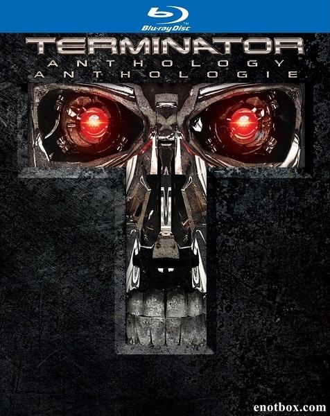Терминатор (Коллекция) / Terminator: Collection / 1984-2009 / 2 x ДБ, 4 x ПМ, ПД, 8 x АП, СТ / BDRip (1080p)