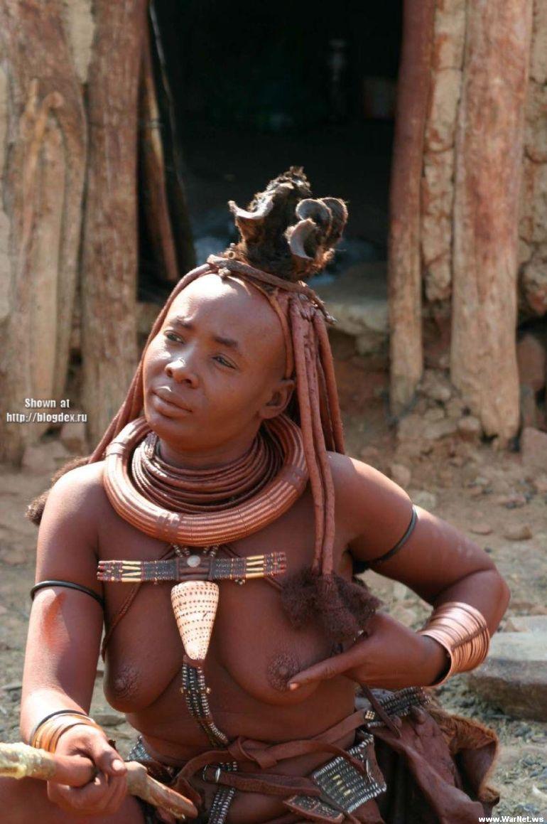 Сиськи женщин с африканских племен 22 фотография