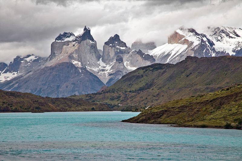 1. Горы, льды и цветные озёра Торрес дель Пайне