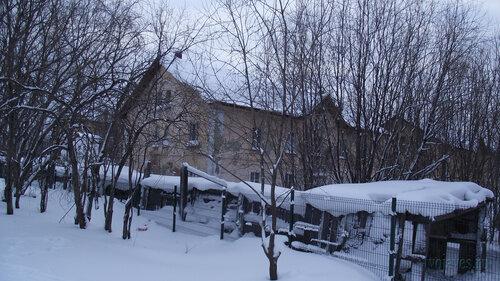 Фотография Инты №2797  Северо-восточный угол Коммунистической 6 31.01.2013_13:26