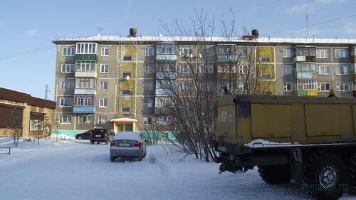 Фото города Инта №3654  Мира 30а и 30 19.02.2013_12:14
