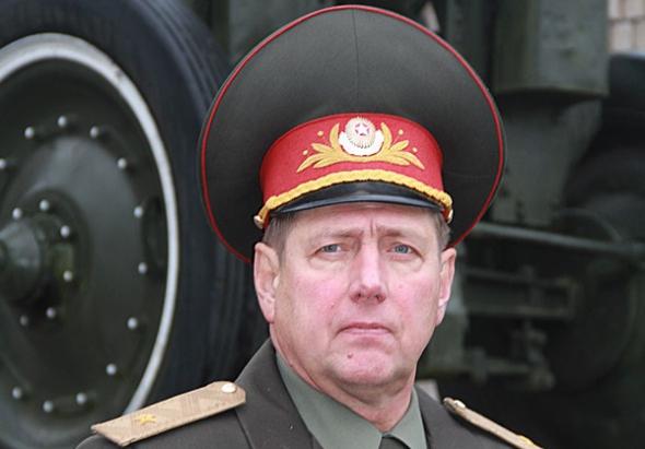 Лукашенко провел кадровые изменения в армии