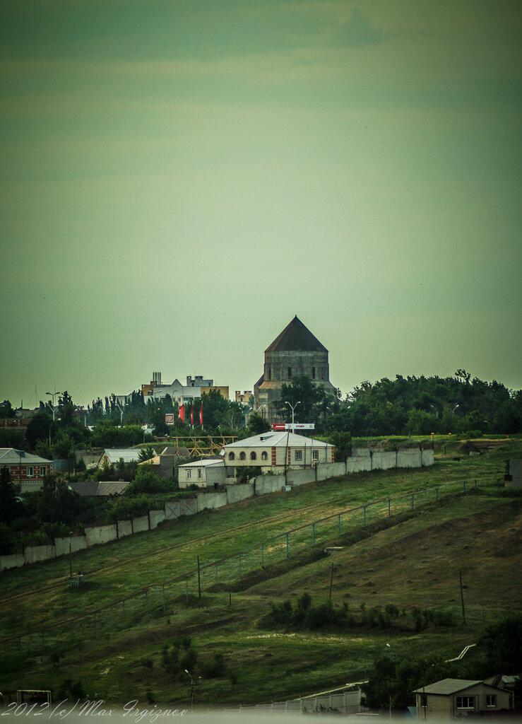 Армянский храм