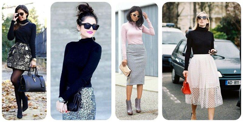 0 1baafc de6e94bb XL Водолазка: 6 модных направлений популярной одежды