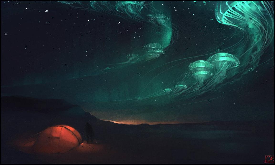 Мир темной и неизвестной материи (10 фото)