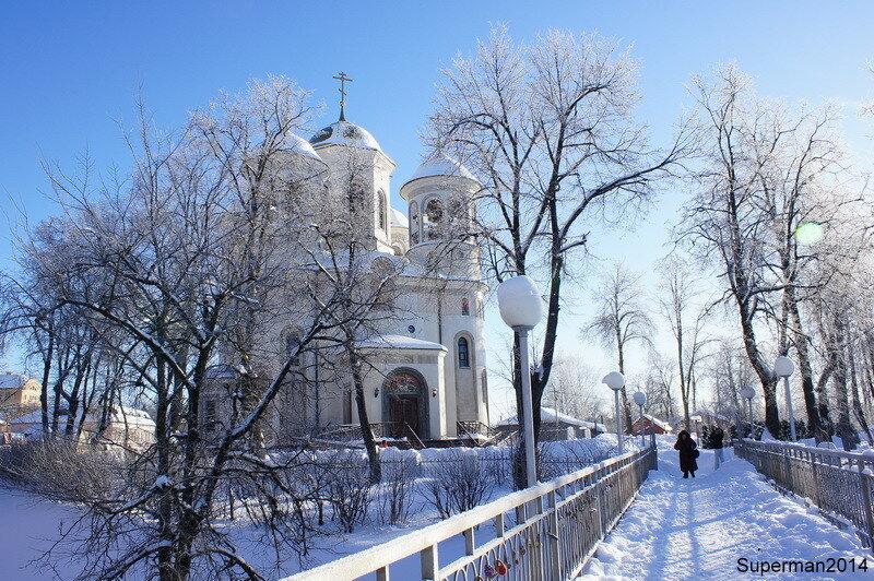 Звенигород - Церковь Вознесения Господня