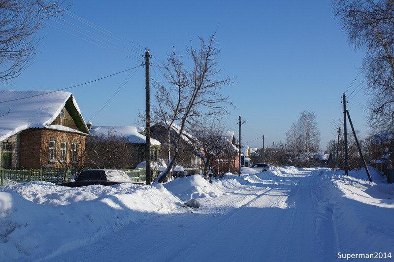 деревня Кудыкино