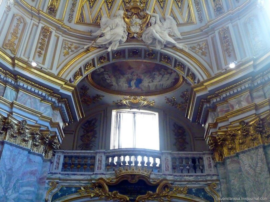 Церковь SS. Trinita