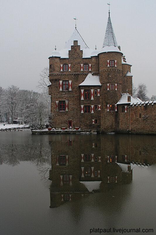 замок Зацвай