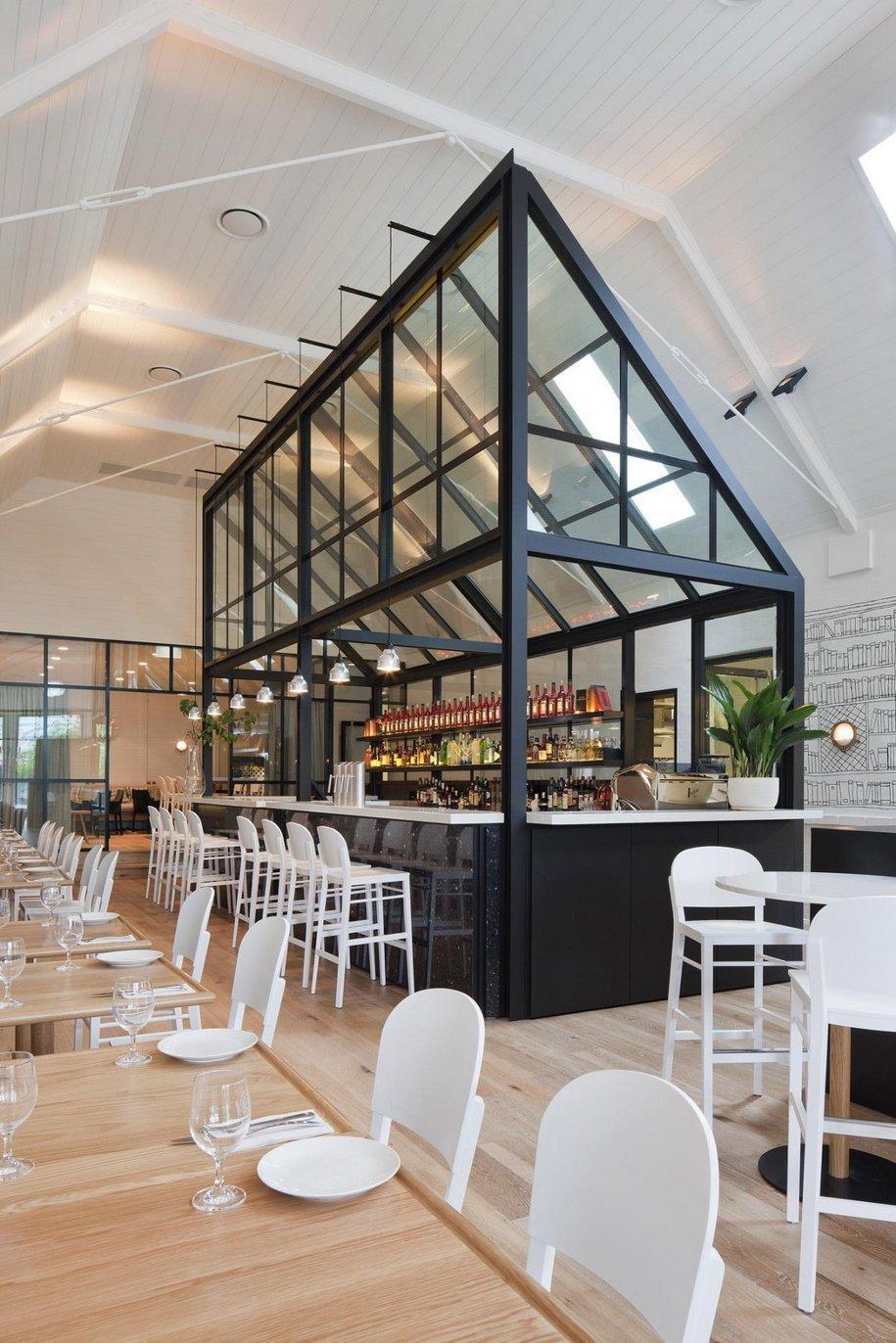 Ресторан The Old Library в Сиднее