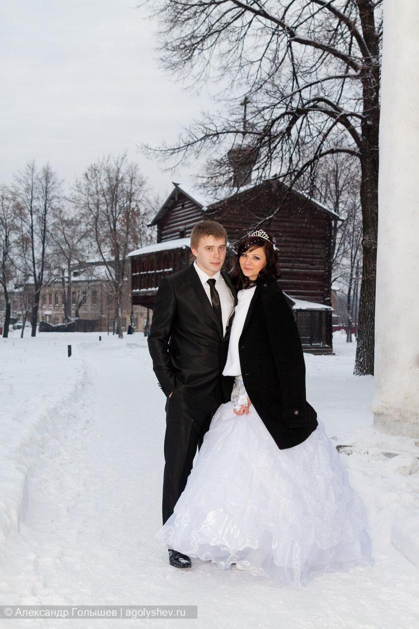 Свадьба Олега и Ирины