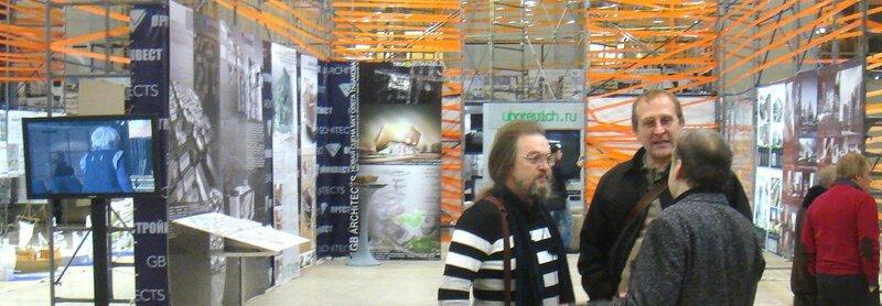 МХТ Новая сцена. Зодчество 12.12.12
