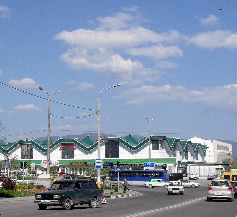 В Новороссийске, апрель 2010