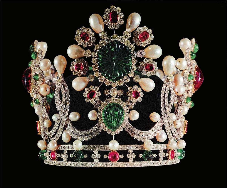 Crown / Корона Фары Пехлеви